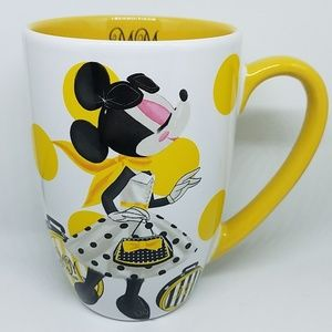 Disney minnie mouse ceramic mug